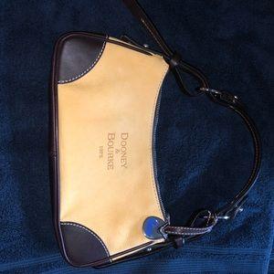 Dooney & Bourke Suede Mini Handbag